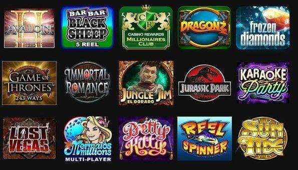 Free sign up bonus online casino